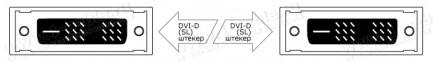 Фото2 DVIS-MMS-0.. Цифровой кабель DVI-D, Single Link, серия Standard, штекер-штекер