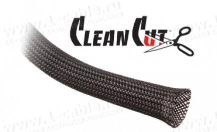 Фото1 CCPT6. Эластичная кабельная оплетка для быстрых инсталляций (ПЭТ тройное плетение)- 2.79 см