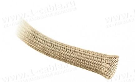 Фото1 TPT2.. Эластичная кабельная оплетка (ПЭТ тройное плетение)- 0.63 см