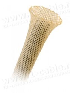 Фото2 TPT2.. Эластичная кабельная оплетка (ПЭТ тройное плетение)- 0.63 см