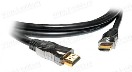 Фото1 HDMIXL5-MM-.. Кабель HDMI для удаленных источников с Fast Ethernet, серия XL5, металлический корпус