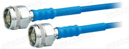 Фото1 L00010.15.. Тестовый кабель N штекер > N штекер, 50 Ом