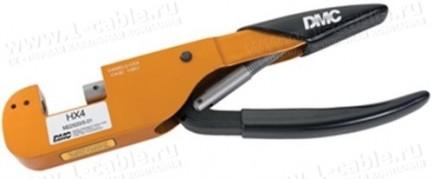 Фото1 M22520/5-01 - Инструмент профессиональный для обжима коаксиальных разъёмов, HX4, сменные губки заказ