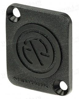 Фото1 DBA-BL - Пластиковая заглушка для установки на панель D-серии