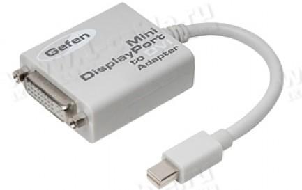 Фото1 ADA-MDP-2-DVI Адаптер видеосигналов Mini DisplayPort на DVI-D (гнездо)