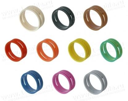 Фото1 XXR-. Маркировочное кольцо для кабельных разъемов Neutrik серии XX