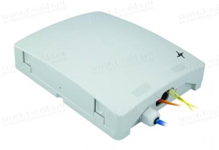 Фото1 H02050A0.. Распределительный модуль, сплайс-кассета, пластиковый корпус