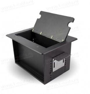 Фото1 .. Настольный коммутационный люк, серия TABLE BOX