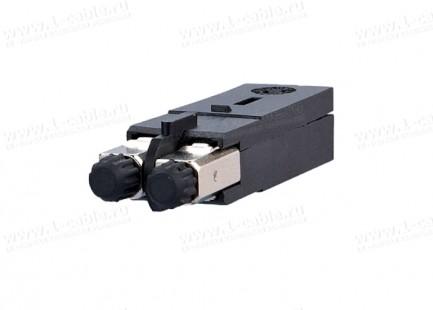 Фото1 1402.00822-I Оптический модульный разъем, штекер, индустриальный, серия Industry OpDAT, для кабельны
