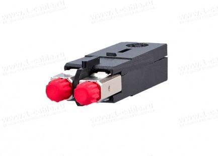Фото2 1402.00822-I Оптический модульный разъем, штекер, индустриальный, серия Industry OpDAT, для кабельны