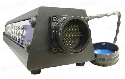 Фото2 1K-PBA.. Коммутационная коробка в сборе, с наклонной панелью, серия Panel Box Angle