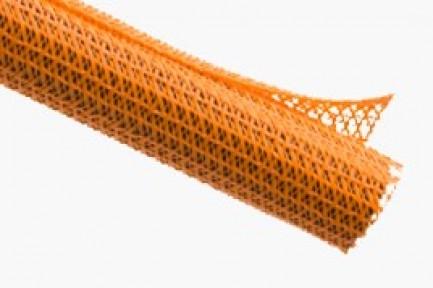 Фото8 F6N0.38.. Самозастегивающаяся оборачиваемая эластичная кабельная оплетка- 0.95 см
