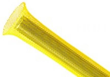 Фото7 PTO0.25 Круглая Кабельная Оплетка Сверхрастягиваемая - 0.63 см, диапазон растяжки 3.2-12.7 мм