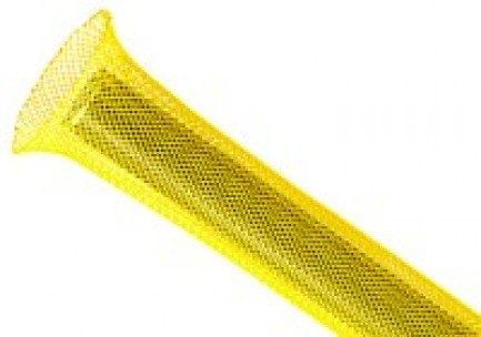 Фото5 PTO0.75 Круглая Кабельная Оплетка Сверхрастягиваемая - 1.90 см, диапазон растяжки 12.7-44.5 мм