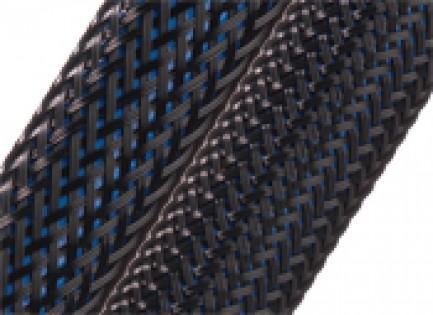 Фото8 PTT1.25 Круглая Кабельная Оплетка плотного плетения Tight Weave- 3.18 см, диапазон растяжки 25.4-42.
