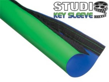 Фото1 SKN2.00BG Застегивающаяся 2-х цветная кабельная оплетка Studio Key для съемочных студий на замке-лип