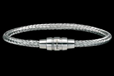 Фото5 SSL... Круглая металлическая оплётка из нержавеющей стали, плетение высокой плотности
