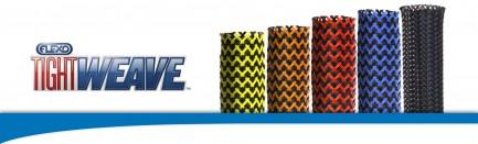 Фото1 PTT2.50 Круглая Кабельная Оплетка плотного плетения Tight Weave- 6.35 см