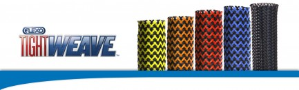 Фото1 PTT1.25 Круглая Кабельная Оплетка плотного плетения Tight Weave- 3.18 см, диапазон растяжки 25.4-42.
