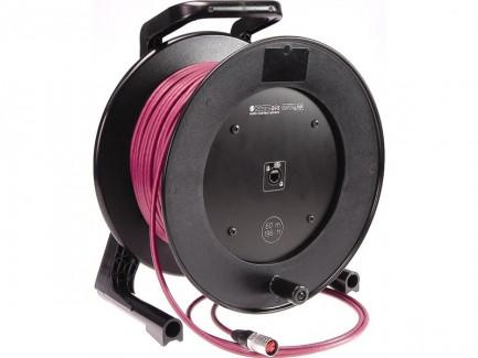 Фото4 1K-E1/0X-1.. InterCON кабельная система на катушке, барабан 1x Ethernet 5E RJ-45 гнездо > 1x Etherne