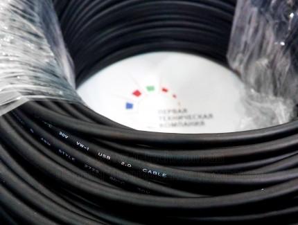 Фото2 USB2.0v.. Кабель управления USB2.0, двойной экран